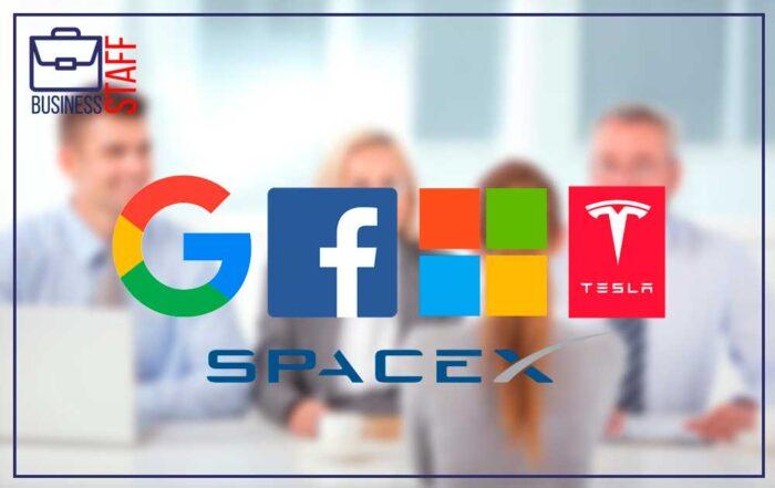Уроки найма от крупнейших технологических брендов