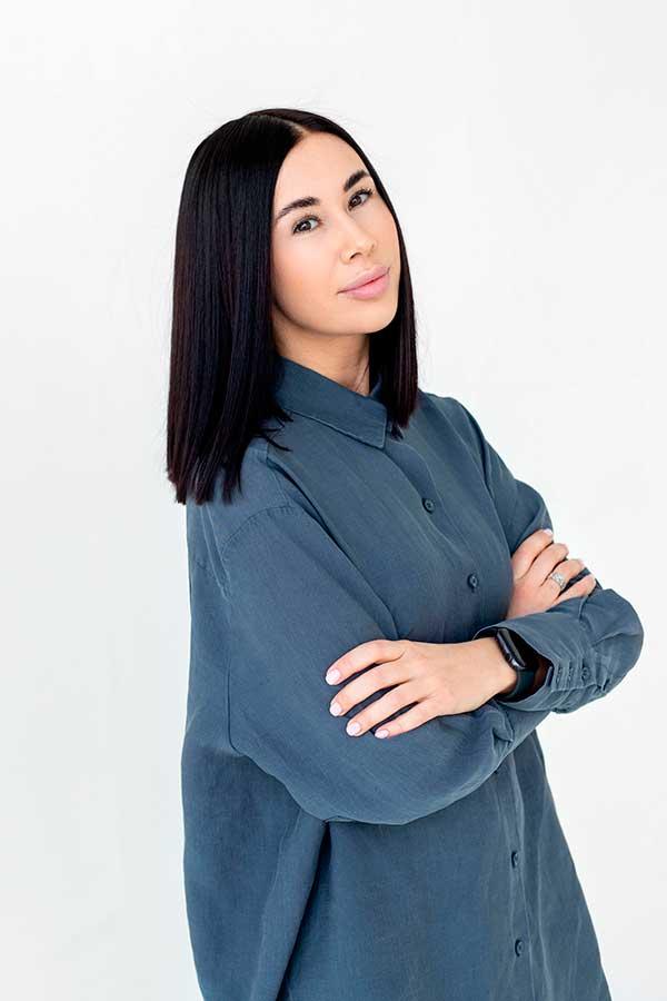 Алина Егорова, руководитель