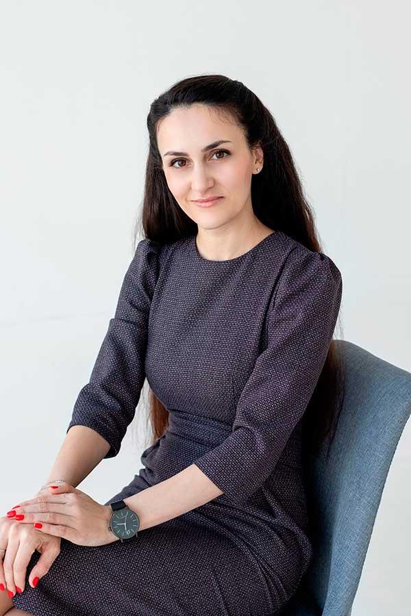 Елена Герман, старший специалист по подбору персонала