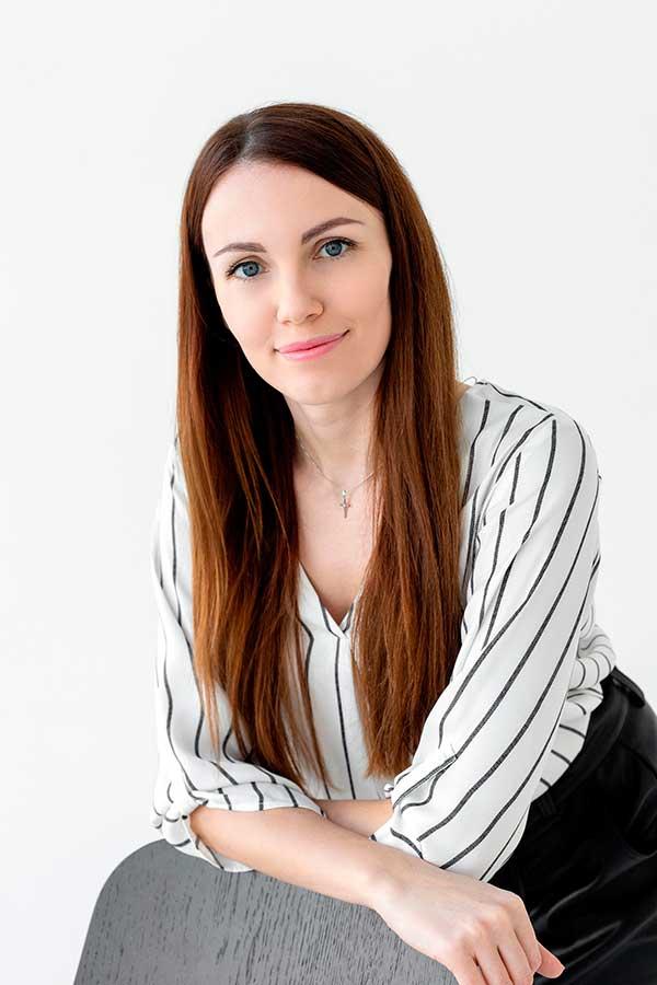 Мария Лебеденко, ведущий специалист по подбору персонала